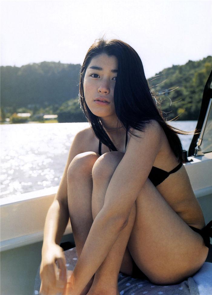 成海璃子写真集《Natural Pure》高清全本[85P] 日系套图-第3张