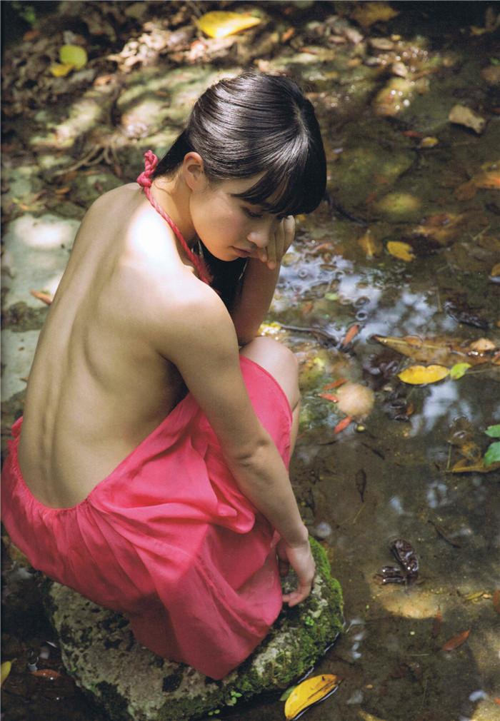 百川晴香1ST写真集《百色吐息》高清全本[125P] 日系套图-第2张