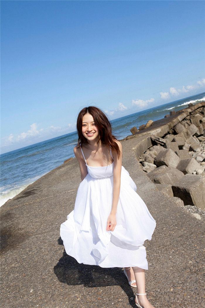 逢泽莉娜写真集《[YS Web] Vol.497 Rina Aizawa 逢沢りな – [好きにならずにいられないっ!]》高清全本[120P] 日系套图-第3张