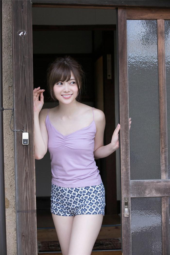 白石麻衣写真集《[YS Web] 2015.10 vol.670 Mai Shiraishi》高清全本[28P+2V] 日系套图-第3张