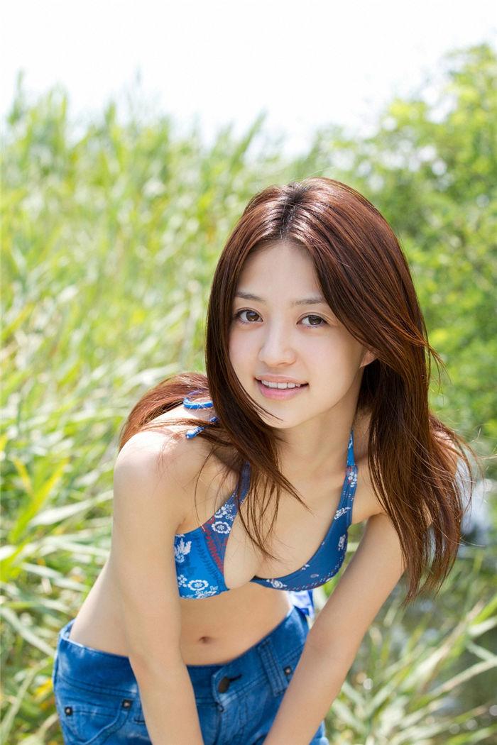 逢泽莉娜写真集《[YS Web] Vol.426 Rina Aizawa 逢沢りな – 想い出の夏》高清全本[116P] 日系套图-第4张