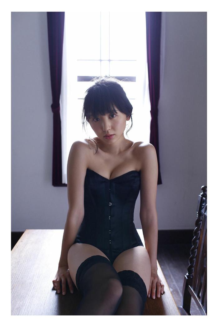 小野乃乃香写真集《FRIDAY「艶めくEカップボディ」》高清全本[82P] 日系套图-第3张