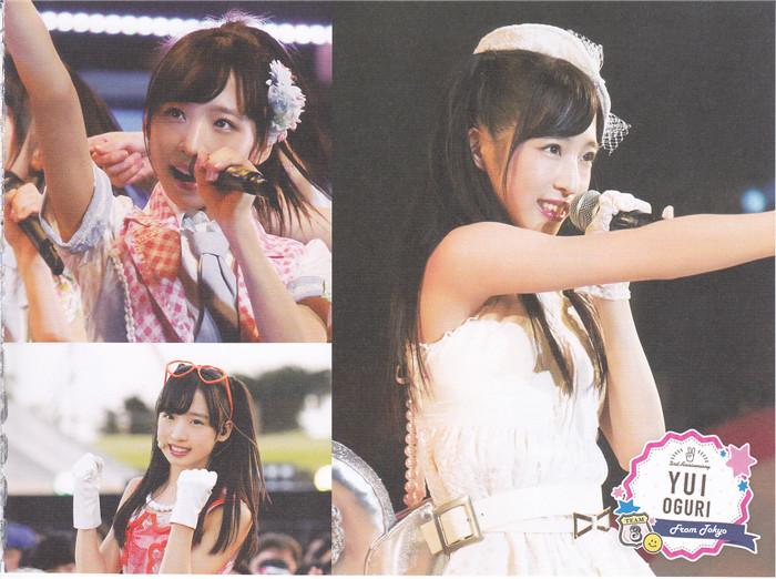 AKB48写真集《チーム8 ライブコレクション ~ブックレット》高清全本[60P] 日系套图-第3张