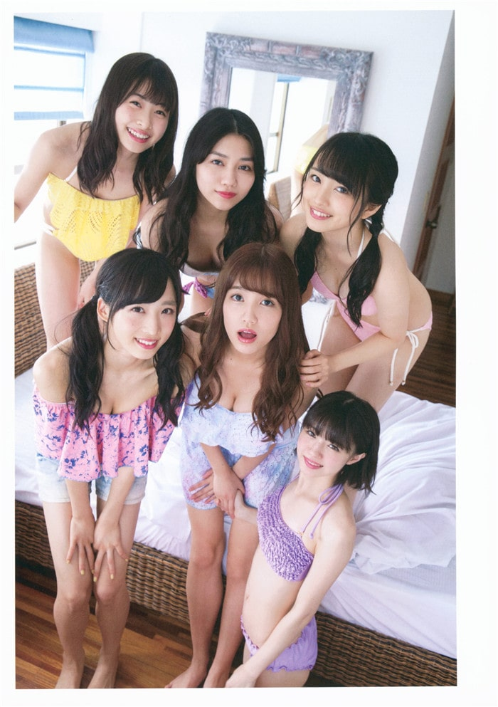 AKB48れなっち総選挙選抜写真集《16colors》高清全本[170P] 日系套图-第2张