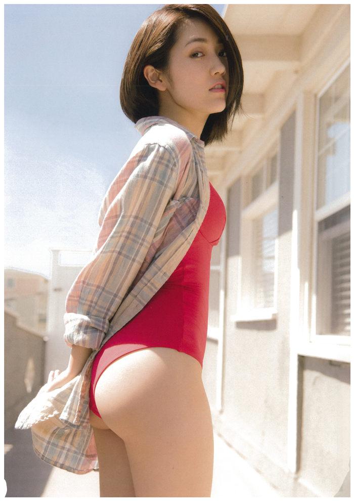 渡边麻友写真集《知らないうちに》(不知不觉中)高清全本[116P] 日系套图-第4张