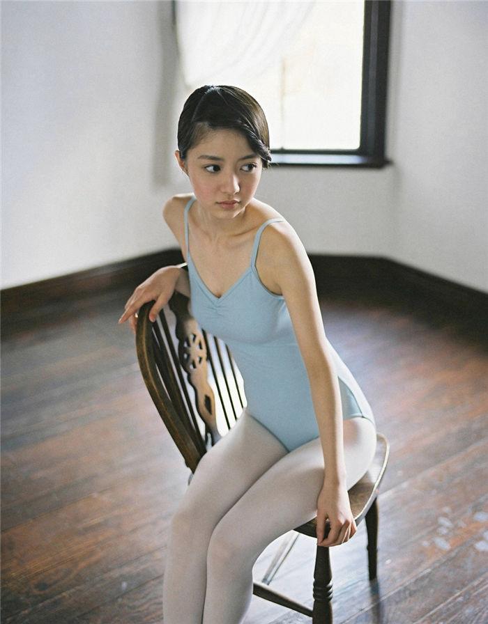 逢泽莉娜写真集《[WPB-net] Extra EX04 Rina Aizawa SWEET 18 BLUES》高清全本[50] 日系套图-第2张