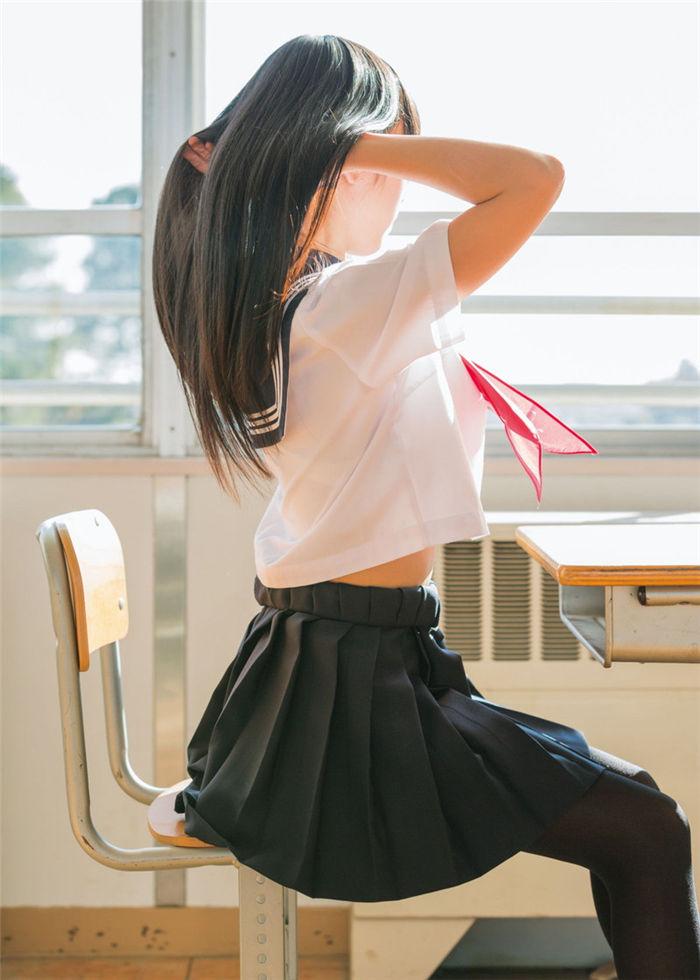 冈户雅树摄影作品《黑发女子·Kurokami Joshi》高清全本[224P] 日系套图-第2张