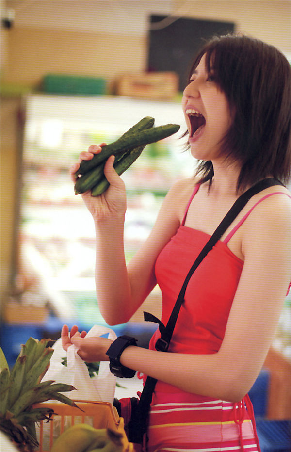 长泽雅美写真集《Summertime Blue》高清全本[108P] 日系套图-第5张