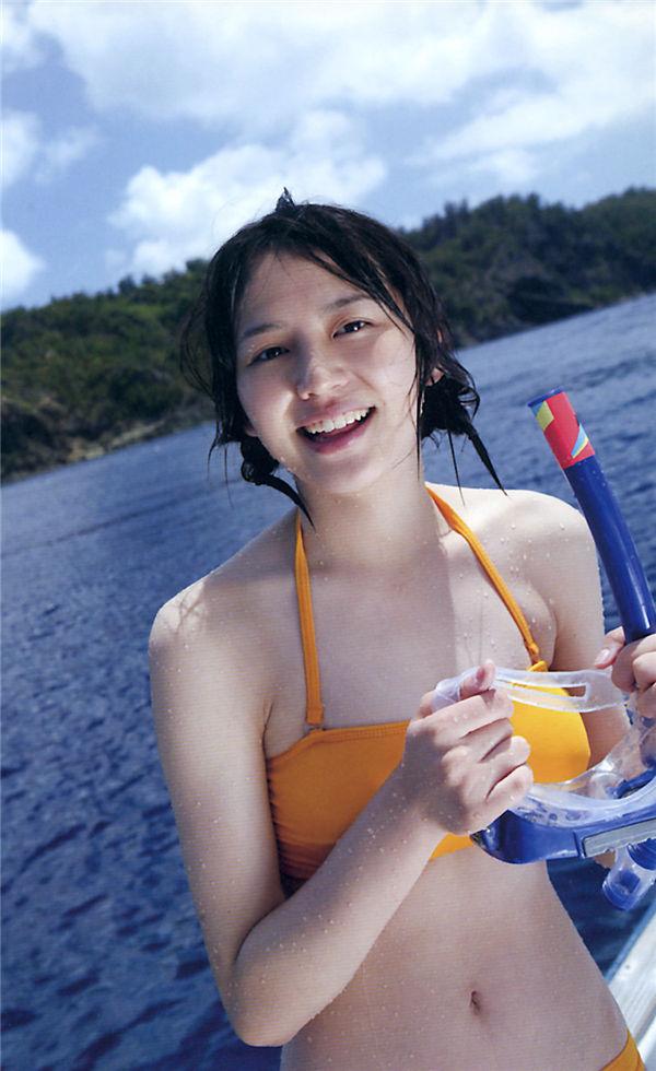 长泽雅美写真集《Summertime Blue》高清全本[108P] 日系套图-第7张