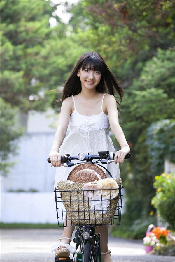 柏木由纪写真集《[YS Web] Vol.420 Yuki Kashiwagi – 隣のゆきりん》高清全本[56P] 日系套图-第4张