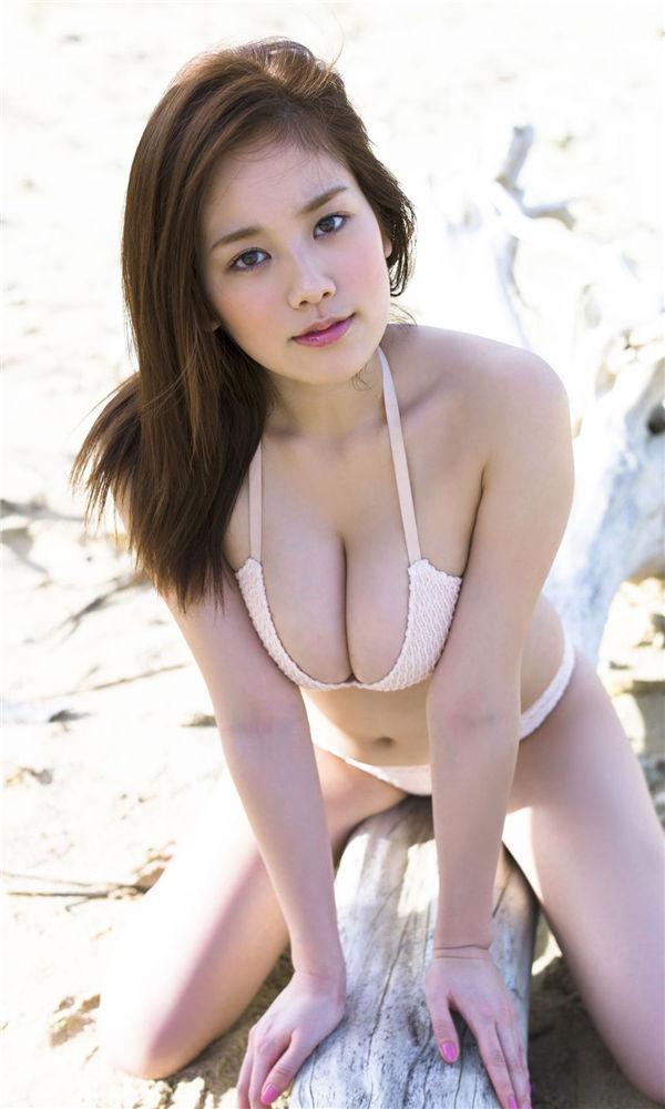 笕美和子写真集《1メートル先の、みーこ。》高清全本[60P] 日系套图-第4张