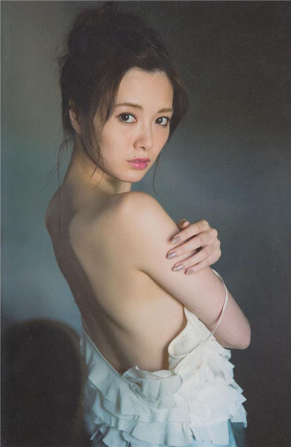 白石麻衣写真集《清純な大人》高清全本[94P] 日系套图-第4张