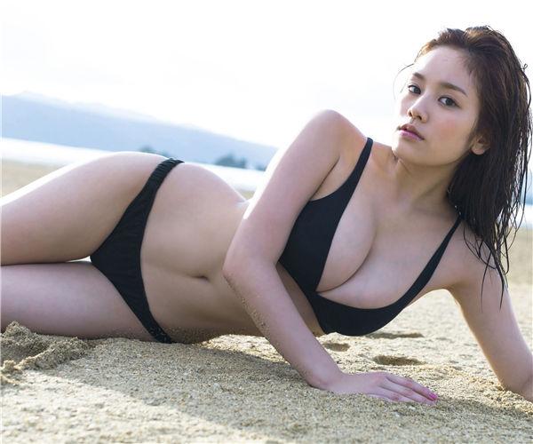 笕美和子写真集《1メートル先の、みーこ。》高清全本[60P] 日系套图-第5张