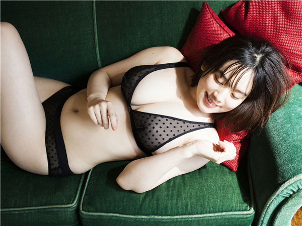 笕美和子写真集《ザ・ランジェリー》高清全本[65P] 日系套图-第5张