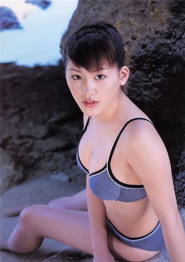 绫濑遥写真集《ひと夏…。》高清全本[89P] 日系套图-第6张