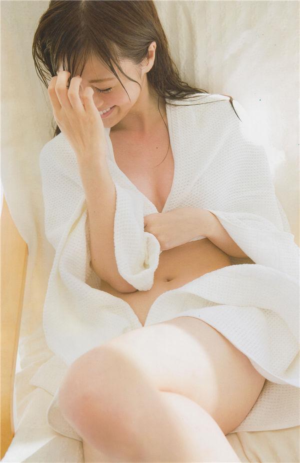 白石麻衣写真集《清純な大人》高清全本[94P] 日系套图-第8张