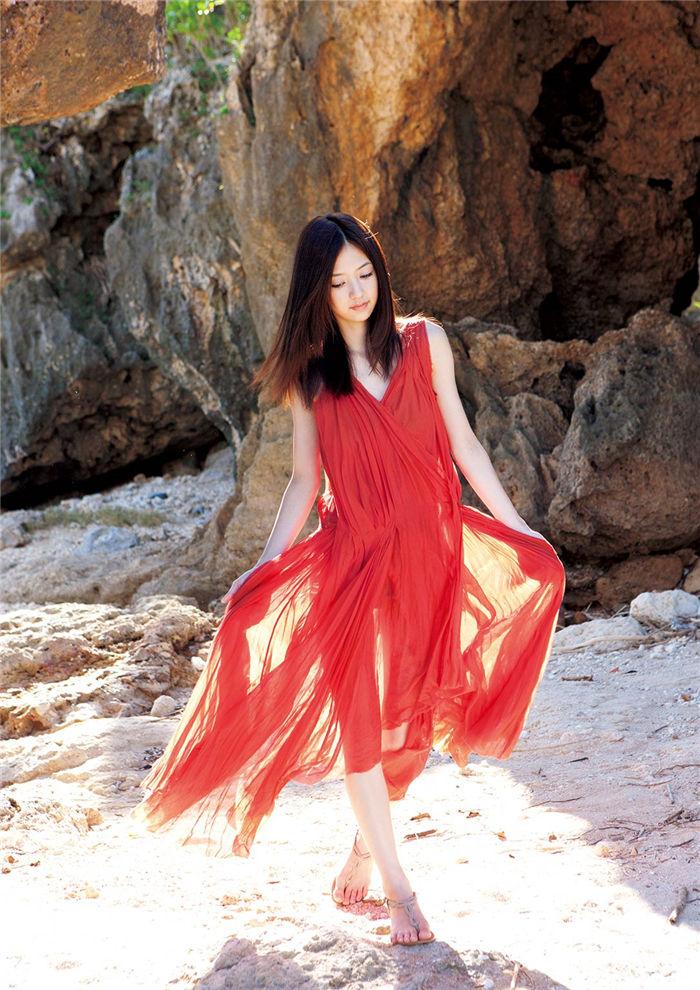 逢泽莉娜写真集《人鱼》全本高清[84P] 日系套图-第4张