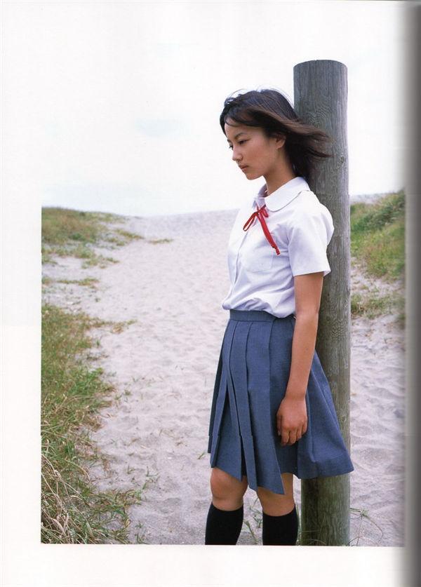 堀北真希写真集《私。恋した》高清全本[103P] 日系套图-第2张