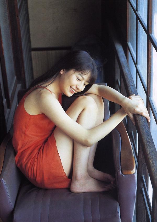 长泽雅美写真集《少女传说》高清全本[116P] 日系套图-第4张