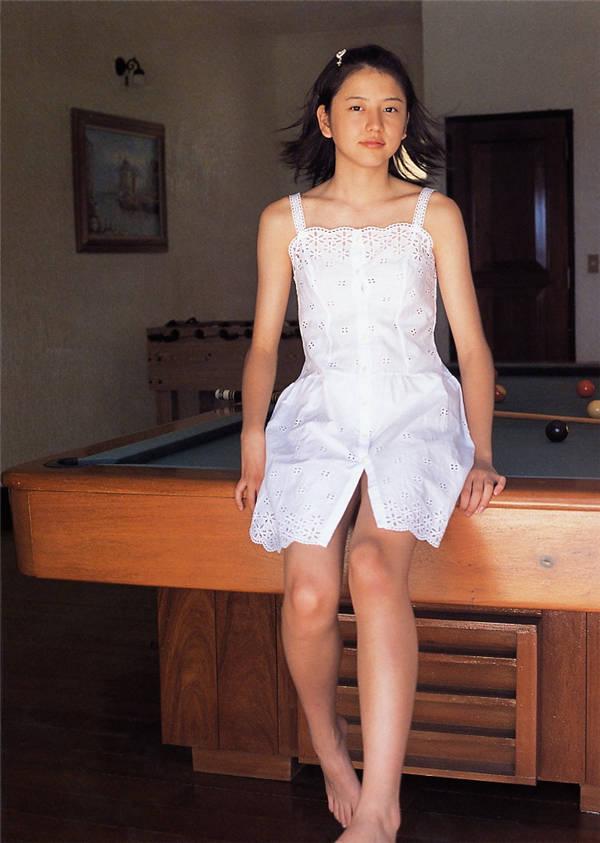 长泽雅美写真集《そら》高清全本[87P] 日系套图-第6张
