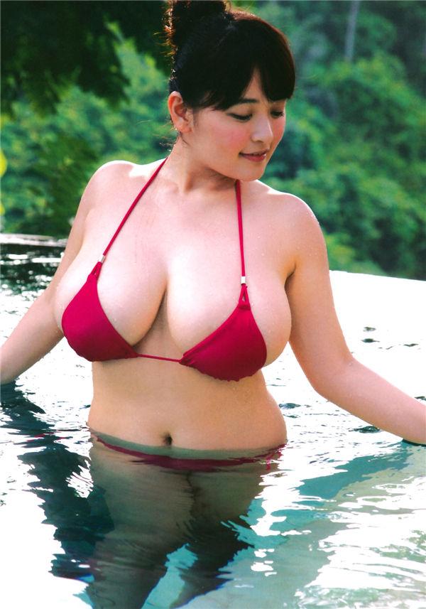 柳濑早纪写真集《blessing》高清全本[111P] 日系套图-第5张