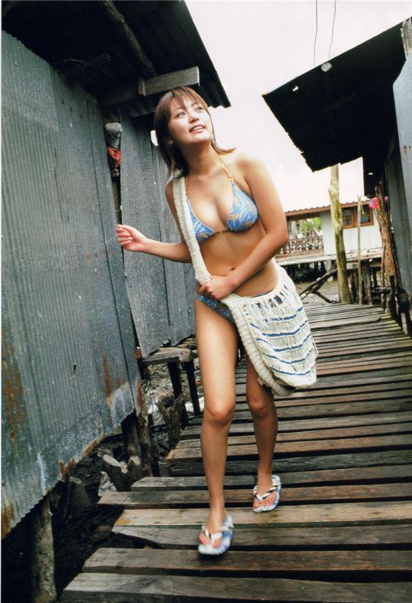 江川有未写真集《ミリオンムック》高清全本[87P] 日系套图-第4张