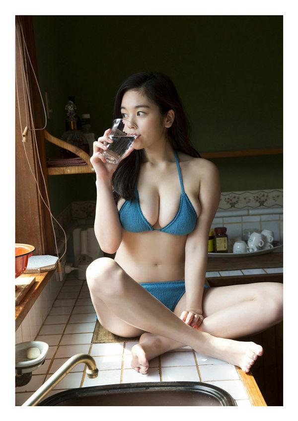 笕美和子写真集《挑発するヴィーナス》高清全本[91P] 日系套图-第4张