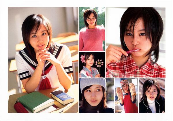 堀北真希写真集《School Calendar Book》高清全本[70P] 日系套图-第2张