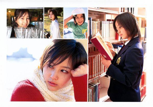 堀北真希写真集《School Calendar Book》高清全本[70P] 日系套图-第3张