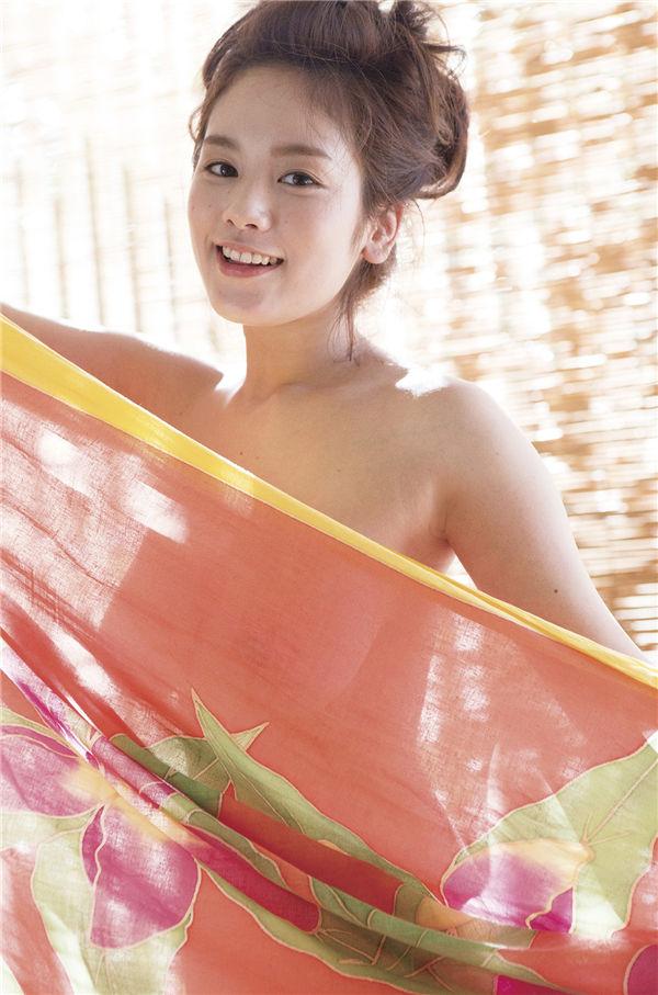 笕美和子写真集《ヴィーナス(维纳斯)诞生》高清全本[132P] 日系套图-第6张