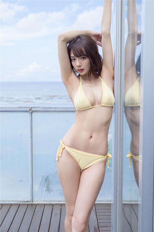 冈田纱佳写真集《[WPB-net] Extra EX645 岡田紗佳「Perfect Body」》高清全本[76P] 日系套图-第6张