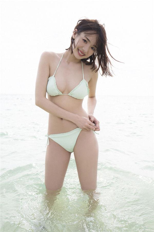 冈田纱佳写真集《[WPB-net] Extra EX645 岡田紗佳「Perfect Body」》高清全本[76P] 日系套图-第1张