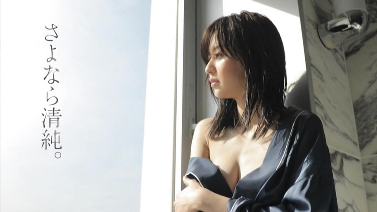 逢泽莉娜写真集《さよなら 清純。》高清侧拍视频[480P] 日系视频-第10张