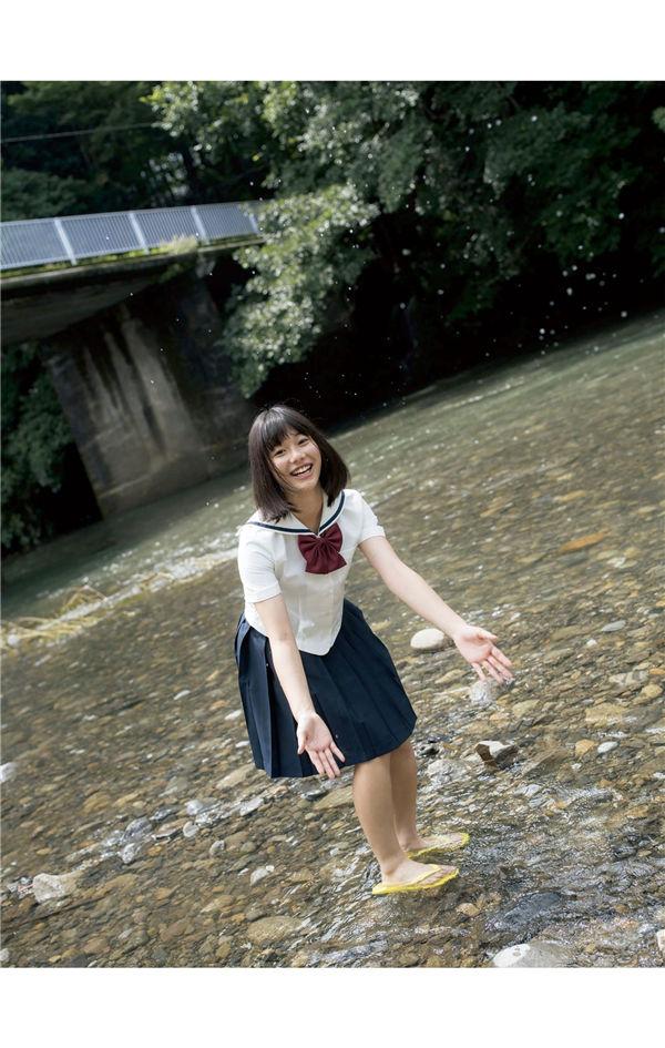青山裕企摄影作品《夏の纯真》高清全本[85P] 日系套图-第2张