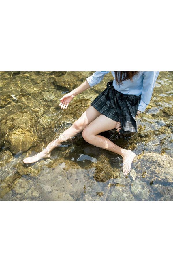 青山裕企摄影作品《夏の纯真》高清全本[85P] 日系套图-第6张
