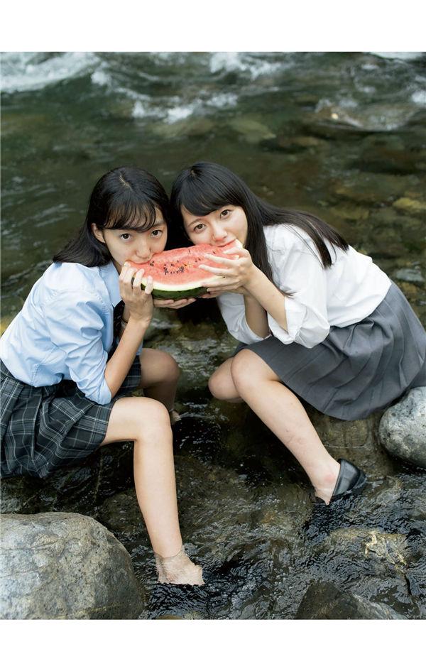 青山裕企摄影作品《夏の纯真》高清全本[85P] 日系套图-第8张