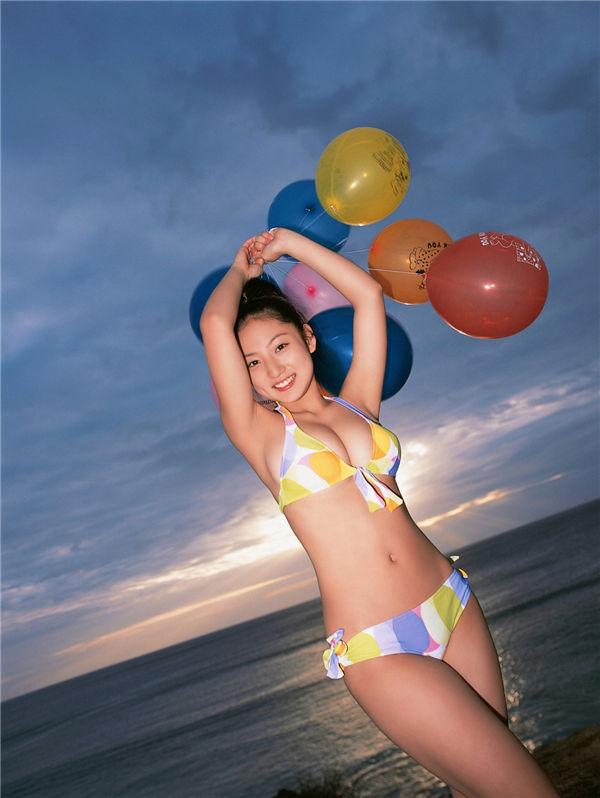 入江纱绫写真集《[YS Web] Vol.239 Saaya 紗綾 [上昇気流]》高清全本[86P] 日系套图-第2张