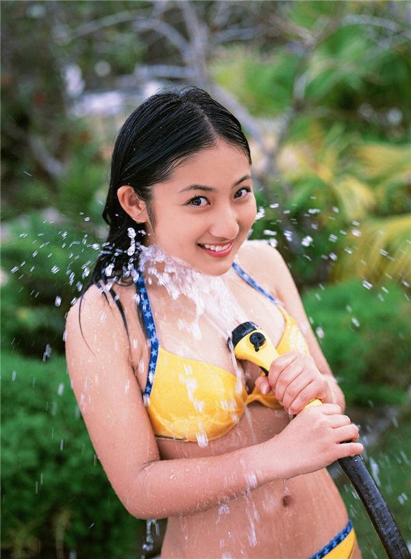 入江纱绫写真集《[YS Web] Vol.216 Saaya 紗綾 [この夏一番のToo Cute!!]》高清全本[86P] 日系套图-第1张