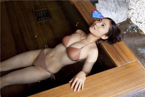 入江纱绫写真集《[YS Web] Vol.322 Saaya 紗綾 – いい湯だなめははん♪》高清全本[117P] 日系套图-第4张