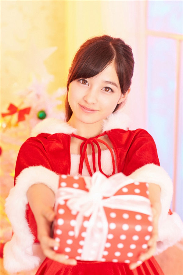 桥本环奈写真集《[YS Web] 2014-12-10 Vol.630 Kanna Hashimoto 橋本環奈》高清全本[34P] 日系套图-第1张