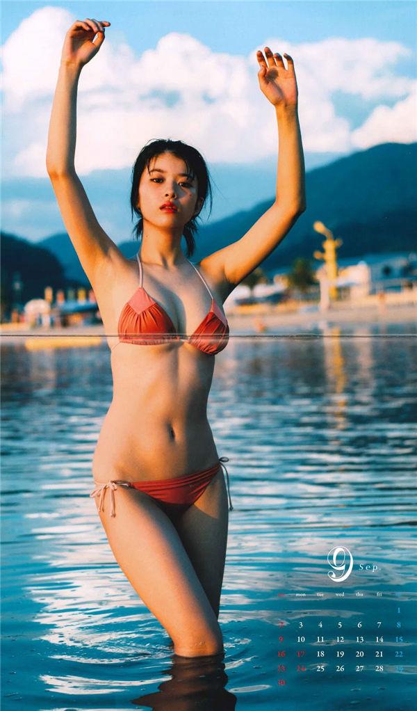 马场富美加写真集《2018カレンダーブック》高清全本[31P] 日系套图-第2张