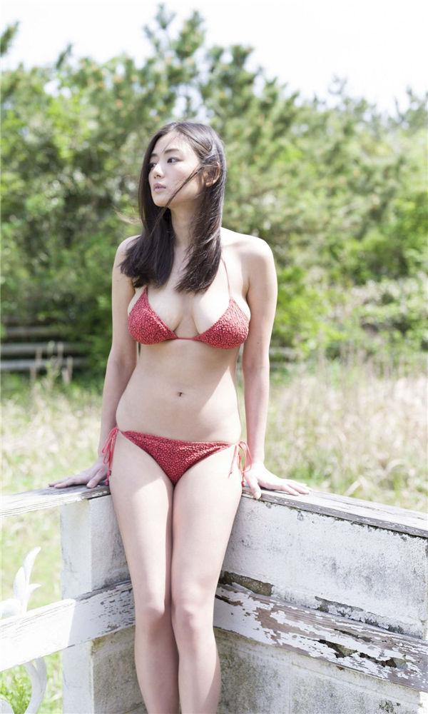片山萌美写真集《觉醒》高清全本[78P] 日系套图-第4张