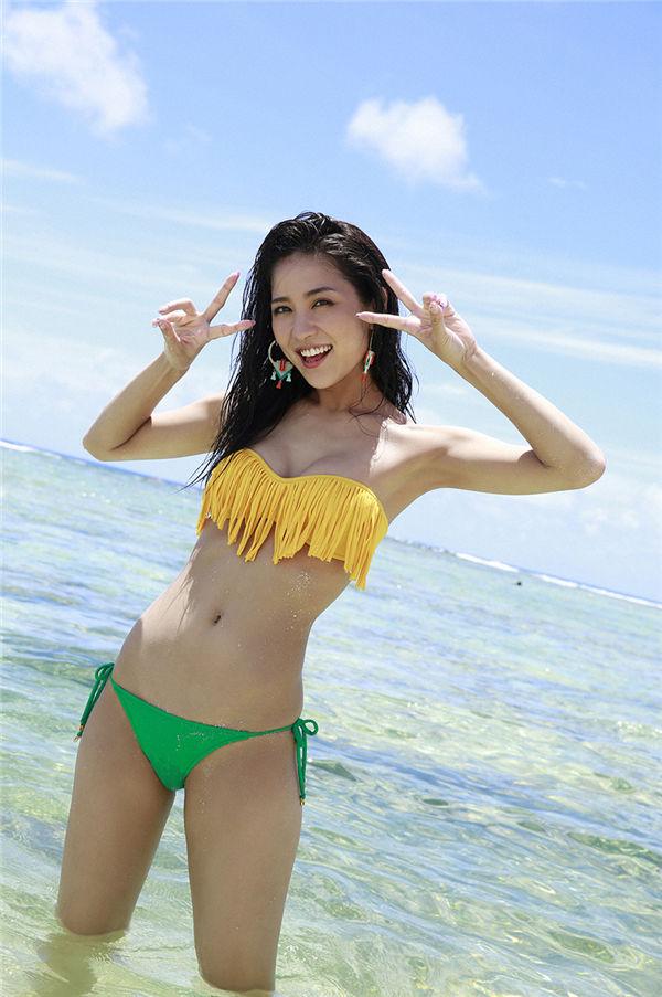 石川恋写真集《[WPB-net] Extra EX462 Ren Ishikawa 石川恋 SUMMER GIRL》高清全本[64P] 日系套图-第5张