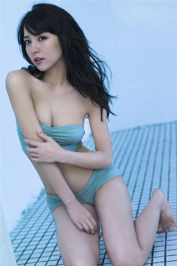 石川恋写真集《[WPB-net] Extra EX303 Ren Ishikawa 石川恋「変身」》高清全本[70P] 日系套图-第5张