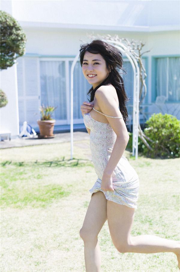 石川恋写真集《[WPB-net] Extra EX303 Ren Ishikawa 石川恋「変身」》高清全本[70P] 日系套图-第2张