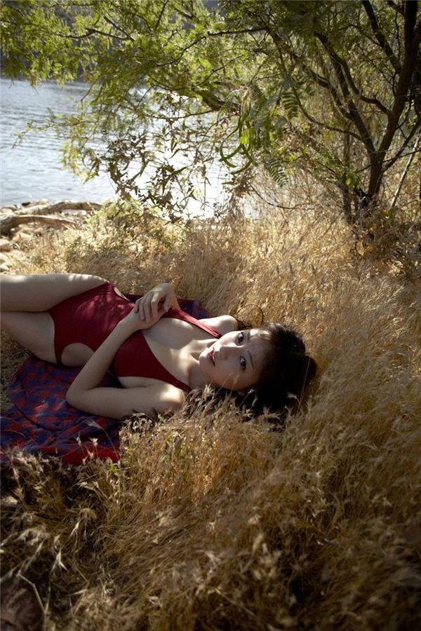 杉本有美写真集《[Wanibooks WBGC] 2011.04 No.82 杉本有美 Yumi Sugimoto》高清全本[218P] 日系套图-第5张
