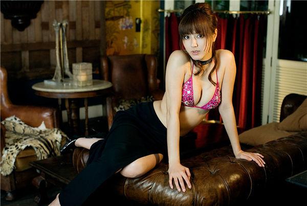 杉本有美写真集《[Image.tv] 杉本有美 - Mystery of Asia》高清全本[42P] 日系套图-第3张