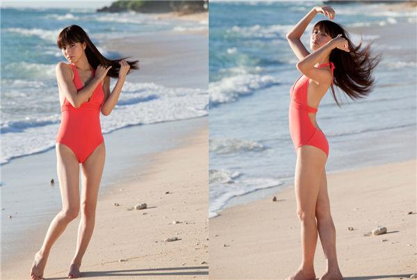 杉本有美写真集《[Image.tv] 杉本有美 - ROMANCE》高清全本[61P] 日系套图-第4张