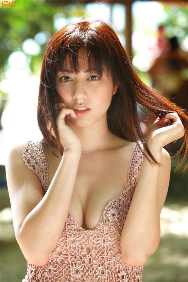 杉本有美写真集《[BOMB.tv] 2011.09 Yumi Sugimoto 杉本有美》高清全本[54P] 日系套图-第3张