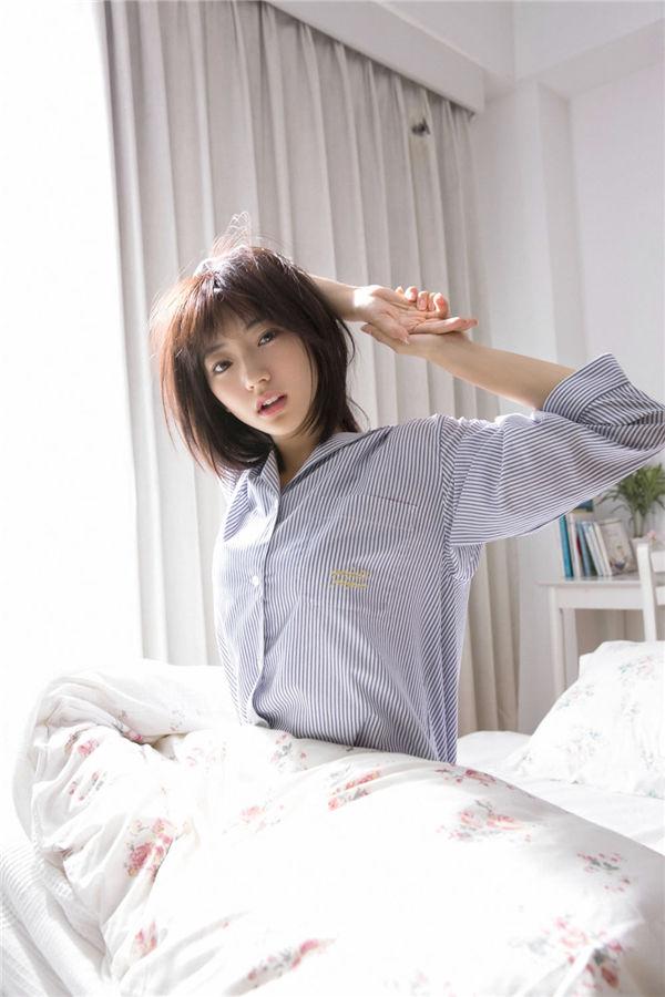 武田玲奈写真集《[YS-Web] vol.674 Rena Takeda 武田玲奈 - あなたに会えてよかった! 》高清全本[50P] 日系套图-第5张